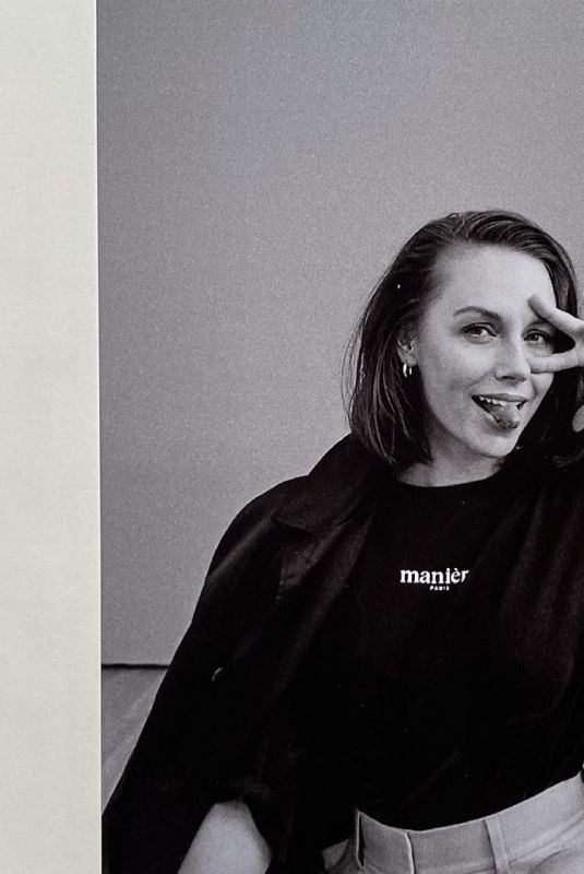 JESSICA ELLERBY for A2Z Fashion Magazine, 2021