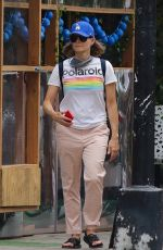 JODIE FOSTER Out and About in New York 05/23/2021