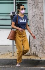 JORDANA BREWSTER Out Shopping in Brentwood 05/07/2021