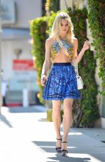 JOY CORRIGAN at a Photoshoot in Beverly Hills 05/10/2021