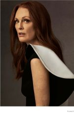 JULIANNE MOORE in The Sunday Times Style Magazine, May 2021