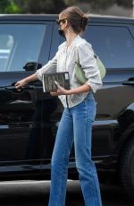 KAIA GERBER Out and About in Hollywood 05/27/2021