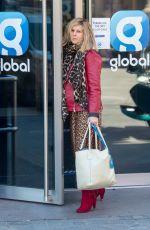 KATE GARRAWAY Arrives at Global Studios in London 05/11/2021