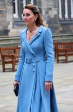 KATE MIDDLETON at General Assembly of the Church of Scotland Closing Ceremony in Edinburgh 05/2720/21