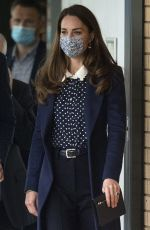 KATE MIDDLETON at The Way Youth Zone in Wolverhampton 05/13/2021