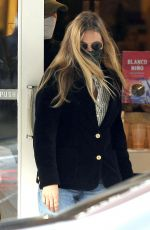 KATE MOSS Leaves Daylesford Organic in London 04/29/2021