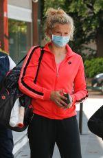 KATERINA SINIAKOVA Arrives at Her Hotel After Training at Roland Garros 05/29/2021