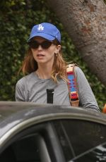 KATHERINE and CHRISTINA SCHWARZENEGGER Leave Tennis Match in Pacific Palisades 05/17/2021