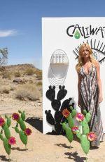 KATHERINE MCNAMARA at Caliwater Escape at Mojave Moon Ranch in Joshua Tree 04/30/2021