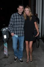 KATHLEEN KINMONT at Catch LA in West Hollywood 05/07/2021