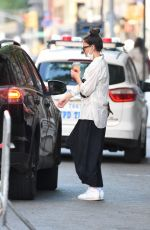 KATIE HOLMES Out for the First Time Since Breakup with Emilio Vitolo Jr 05/14/2021