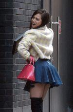 KATYA JONES Celebrates Her Birthday with JANETTE MANRARA and LUBA MUSHTUK in London 05/12/2021