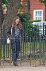 KEIRA KNIGHTLEY Out in Bromley 05/10/2021