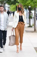 KELLY BENSIMON Out and About in New York 05/11/2021