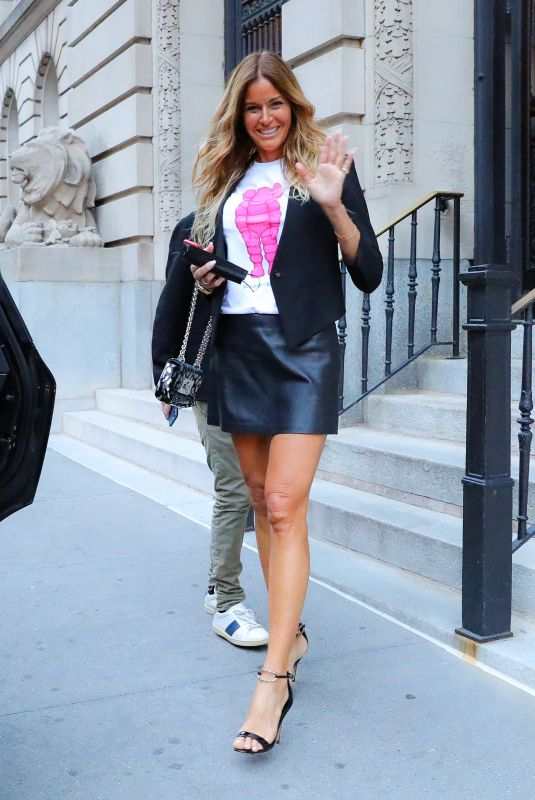 KELLY BENSIMON Out in New York 05/06/2021