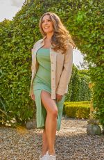 KELLY BROOK for F&F Tesco Clothing, May 2021