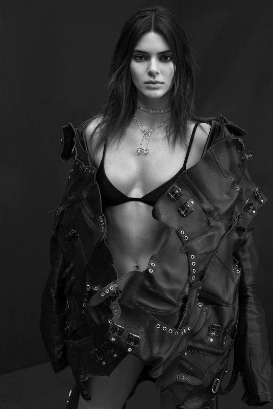 KENDALL JENNER for V Magazine, 2021