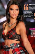 KENDALL JENNER in Chi Allegati Magazine, May 2021