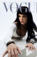 KENDALL JENNER in Vogue Magazine, Hong Kong May 2021