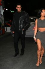 KIM KARDASHIAN at a Birthday Party in Beverly Hills 05/23/2021