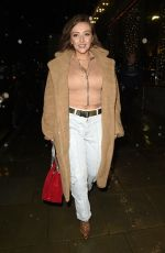 KIMBERLY HART-SIMPSON Night Out in Manchester 05/08/2021