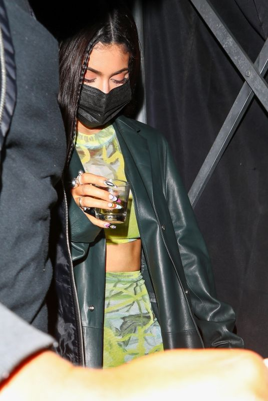 KYLIE JENNER at The Nice Guy in Los Angeles 05/07/2021