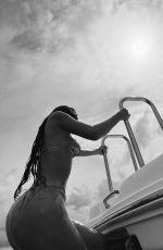 KYLIE JENNER in Bikinis - Instagram Photos May 2021
