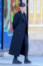 LARA BINGLE Out for Coffee in Sydney 05/27/2021