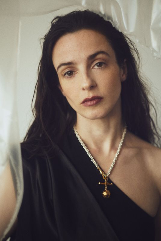 LAURA DONNELLY for ContentMode Magazine, May 2021