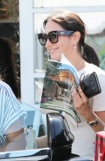 LAUREN SILVERMAN Out and About in Malibu 05/08/2021