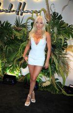 LINDSEY PELAS at Kassi Beach House Grand Opening at Virgin Hotel in Las Vegas 05/28/2021