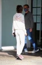 LISA RINNA and Harry Hamlin Out in Los Angeles 05/08/2021