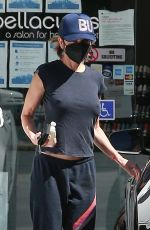 LISA RINNA Out for a Juice in Studio City 04/30/2021