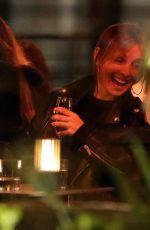 LOUISE REDKNAPP at Nobu Portman Square in London 05/02/2021