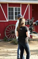 MACKENZIE FOY for A Day with a Horse, April 2021