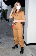 MADELYN CLINE at Catch LA in West Hollywood 05/07/2021