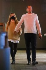MARGOT ROBBIE and Tom Ackerley Out in Studio City 05/14/2021