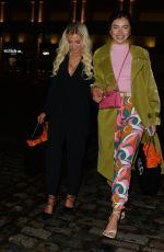 MAURA HIGGINS, LUCIE DONLAN, FRANCESCA ALLEN and JOANNA CHIMONIDES at Maura Higgins Shoe Launch Event with Ego Shoes in London 05/17/2021