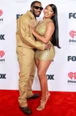 MEGAN THEE STALLION at 2021 Iheartradio Music Awards in Los Angeles 05/27/2021