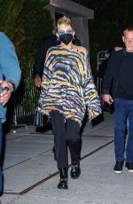 MILEY CYRUS Leaves SNL Afterparty in New York 05/08/2021