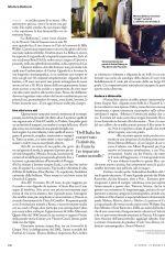 MONICA BELLUCCI i Io Donna Del Corriere Della Sera, May 2021