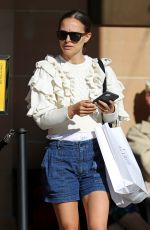 NATALIE PORTMAN Out with Her Mother in Sydney 05/08/2021