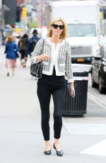 NICKY HILTON Out and About in New York 05/04/2021