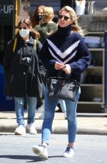 NICKY HILTON Out and About in New York 05/06/2021