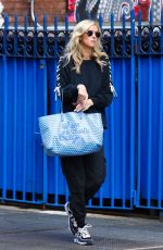 NICKY HILTON Out and About in New York 05/13/2021