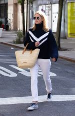 NICKY HILTON Out and About in New York 05/25/2021