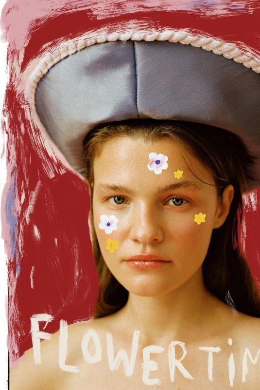 OLGA OBUMOVA in Kunst Magazine, May 2021