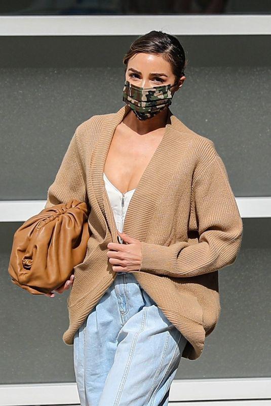 OLIVIA CULPO at Epione Skin Care Clinic in Beverly Hills 05/11/2021