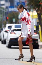OLIVIA CULPO Heading to Brunch in Los Angeles 05/29/2021