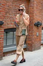 OLIVIA PALERMO Out and About in Brooklyn 05/03/2021